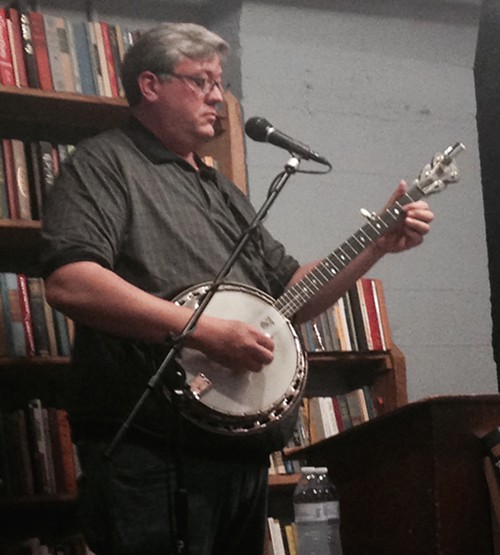 Copper Canyon poet Ed Skoog turned into song a few poems from Frank Stanfords Blue Yodel series. He said, Forgive my yodeling. Forgive yodeling generally. Its a trick that doesnt always come off right.