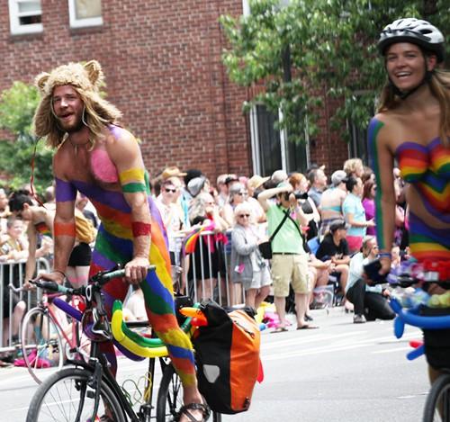 Pride for EVERY body. The 11th Annual Body Pride Ride.