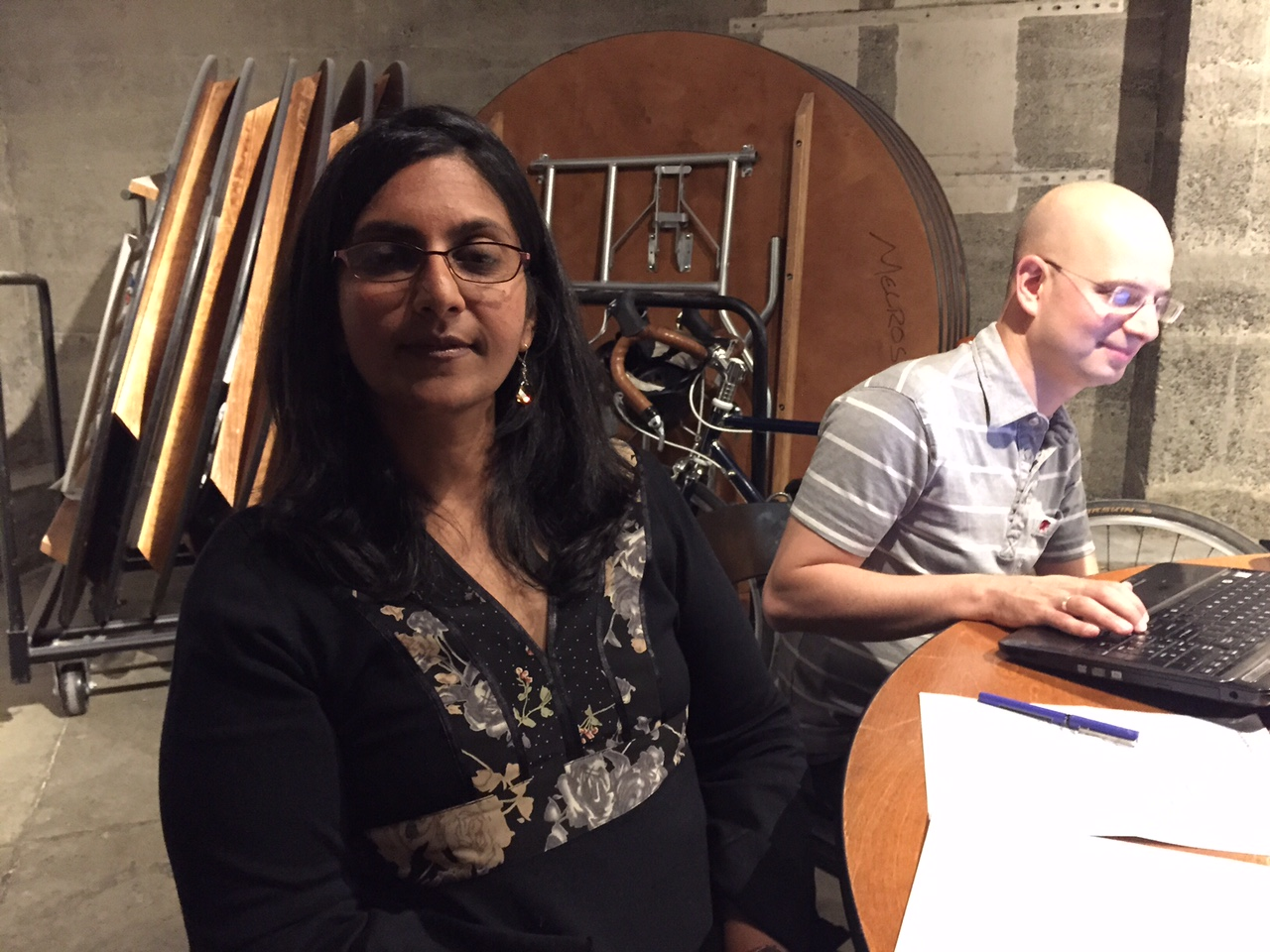 The SECB Scored a Quick Sit-Down With CM Sawant