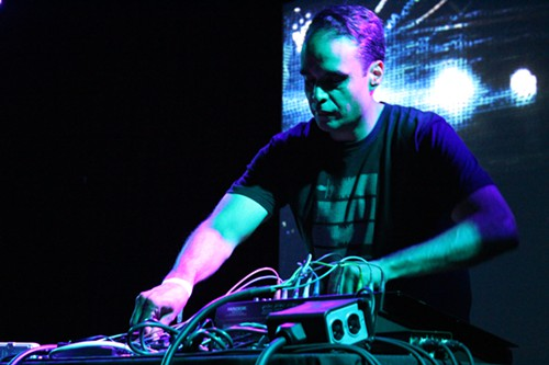 John Tejada reinforced the importance of bass lines in tech-house.