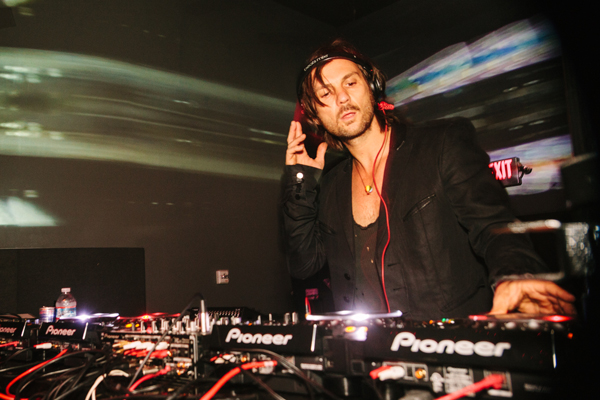 M.A.N.D.Y. closes out Q Nightclub on Friday night (until the after party starts, that is...)