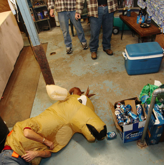 Drunk of the Week: Oh, Deer!